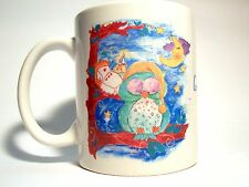 The Three Merchants - Mug Ceramic With Handle - Owl Of Bedtime