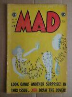 MAD #18 Dec 1954-EC-Wally Wood-Will Elder-Jack Davis-Kurtzman editor-Wm Gaines