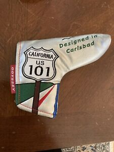 odyssey limited edition headcover Us 101 Blade