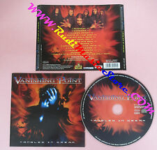 CD VANISHING POINT Tangled In Dream 2000 Germany LMP no lp mc dvd (CS63)