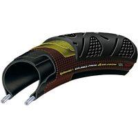 CONTINENTAL Grand Prix 4-Season Bike Tires / BLACK / 23-622 (700x23C) $150 PAIR