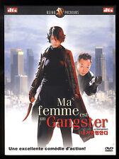 MA FEMME EST UN GANGSTER  avc Shin Eun-Kyung   DIGIPACK  2 DVD ZONE 2