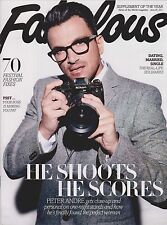 FABULOUS UK Magazine , 26 June 2011, Peter Andre, Roxanne Pallett,