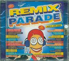 Remix Parade - Madhouse/Digital Rockers/Dj Sammy/Dj Miko/Aquagen Cd Sigillato