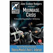 Star Challengers: Moonbase Crisis: Star Challengers Book 1 (Paperback or Softbac