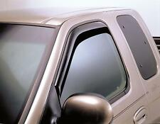 Auto Ventshade In-Channel Ventvisor Deflectors 192212