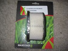 Maxpower 334365 Filter For B&S 4997725 8815A/8490A New!