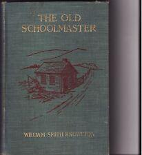 1905-HOULTON, DOVER FOXCROFT, MAINE Memoir by Knowlton