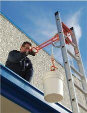 Ladder Hoisting Wheel Lifting Wheel Withlong Handle Roof Zone 13804 Bucket Hoist