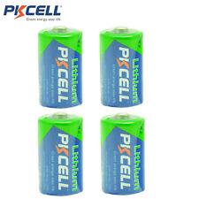 4pc CR2 850mAh 3V Li-MnO2 Camera Lithium Battery CR15H270 DLCR2 EL1CR2 PKCELL CA
