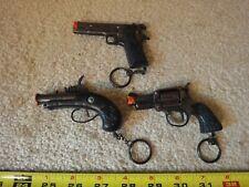 RARE VINTAGE 80S CAP GUN KEYRING