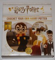 Harry Potter - Crochet Your Own Harry - Brand New - 781038