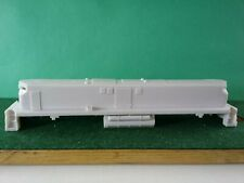 Ho Scale Conrail Mt6 Slug Shell and Fuel Tank, by Pacific Northwest Resins