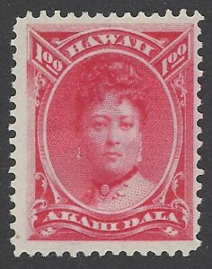 Hawaii Scott 49 NG, strong color; offset on back; CV$325 for MH