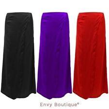 Faldas de mujer larga color principal negro