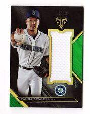 Taijuan Walker MLB 2016 TOPPS Triple Threads Unity Jumbo RELIQUIA #/18 (Marina)
