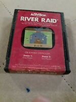 RIVER RAID by ACTIVISION for Atari 2600 ▪︎ CARTRIDGE ONLY ▪︎FREE SHIPPING ▪︎