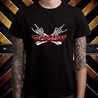 Maximum the Hormone Japanese Rock Band Men's Black T-Shirt Size S to 3XL