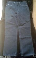 Indigo, Dark wash Mid Rise L28 Jeans Size Petite for Women