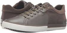 Men's Geox U SMART68 Taupe Leather SZ 12.5 MSRP 140$