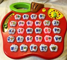 Vtech Alphabet Apple ABC Learning Education Fun Toy Music Interactive Phonics