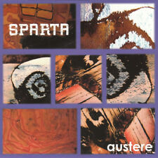 SPARTA Austere EP (2002) CD