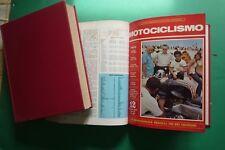 MOTOCICLISMO 1972 annata completa 2 volumi rilegati n.1-2-3-4-5-6-7-8-9-10-11-12