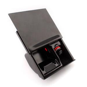 Black Car Front Centre Console Lighter Ashtray for VW Jetta Golf Bora MK4 GTI