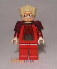 LEGO IL CANCELLIERE Palpatine dal Set 8039 Venator-Class CRUISER REPUBBLICA NUOVO sw243