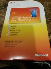 Microsoft Office  Professional 2010 Product Key Card COA