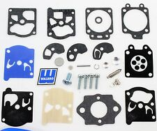 Walbro Carburetor Kit & Intake Gasket fits Stihl 009AV 010AV  WA56D WA56 CW7