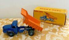 Dinky Toys (France) No. 34A Berliet Dump Truck Excellent in-Original Box!