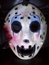 Venerdì 13TH Jason Voorhees/Capitano Spaulding ibrida Custom made Maschera da Hockey