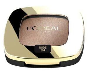 Loreal Colour Riche eyeshadow  204 NUDE Golden Nude   New