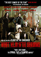 What We Do in the Shadows DVD (2015) Jermaine Clement cert 15 ***NEW***
