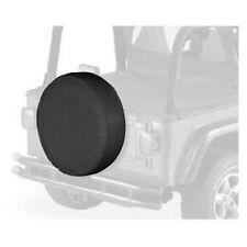"Bestop 61033-15 Spare Tire Cover Black Denim 33"" x 13"" NEW"