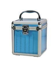 Safe Acryl-Koffer mit Alu-Rahmen für 80 CD`s und DVD`s mit 40 Taschen (171)