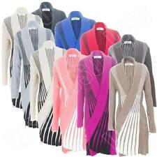 Women's Striped Crew Neck None Jumpers & Cardigans
