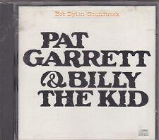 BOB DYLAN - pat garrett & billy the kid CD
