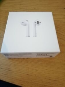 Apple AirPods 2nd Generation with Wireless Charging Case - White (MRXJ2ZM/A)