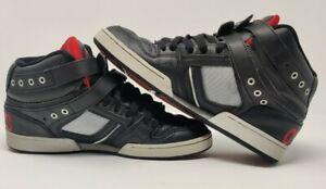 Osiris Bronx Size 8.5 Men's Michael Jackson Beat It/Bad Shoes Rare