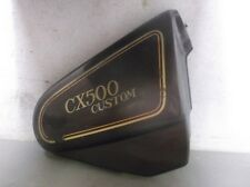 Used Right Side Cover for 1980-1981 Honda CX500C Custom