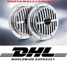 Bosch Horns Grille Chrome Vintage Style Porsche,Mini,Mercedes.Bmw,Porsche,Ford''