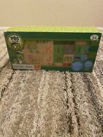 PBS Kids Exploration Food And Letter Blocks Play Set