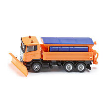 "SIKU 1898 SCANIA TRUCK "" Winter Service "" Orange Scale 1:87 Model Car NEW !°"