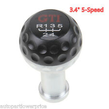 Car Manual 5 Speed Gear Shift Knob Shifter Golf Ball For VW Golf Polo CC Jetta