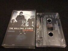 THE ROLLING STONES Stripped (1995 Album) audio cassette tape POST FREE