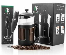French Press Coffee Espresso Tea Maker Superior Quality Electric Milk Frother