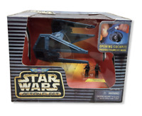 Star Wars Micro Machines Action Fleet TIE INTERCEPTOR galoob 1996 NIB