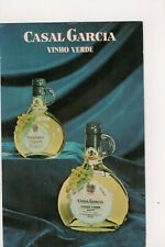 Casal Garcia Vinho Verde Advertising Postcard, 1950's